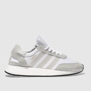Adidas White I-5923 Trainers