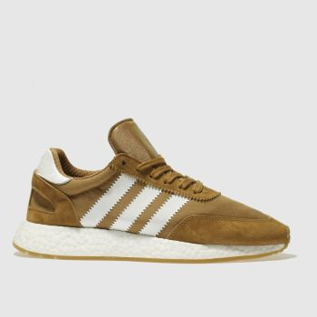 Adidas Tan I-5923 Mens Trainers