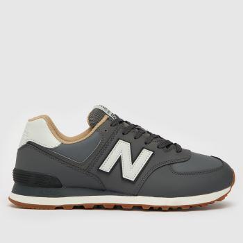 New balance Grau 574 Herren Sneaker