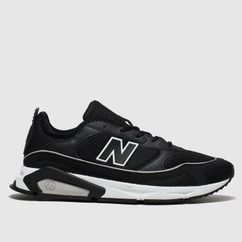 New Balance Black Xrc Trainers