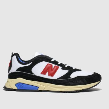 New Balance Black & White Xrc Mens Trainers