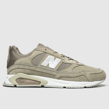 New Balance Grey Xrc Mens Trainers
