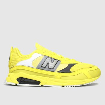 New Balance Yellow Xrc Mens Trainers