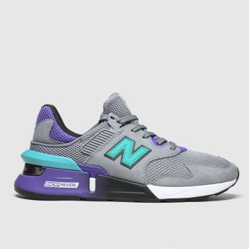 New Balance Grey 997 c2namevalue::Mens Trainers