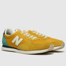Herren new balance Gelb 220 Sneaker