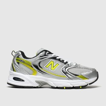 New balance Grey 530 Mens Trainers