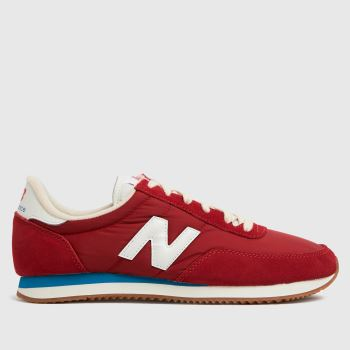 New balance Red 720 Mens Trainers