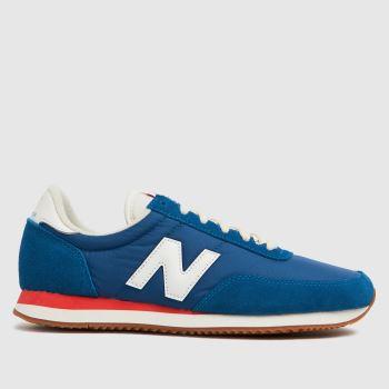 New balance Blue 720 Mens Trainers