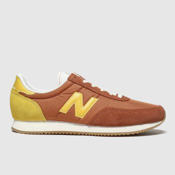 New Balance Brown & Stone 720 V1 Mens Trainers