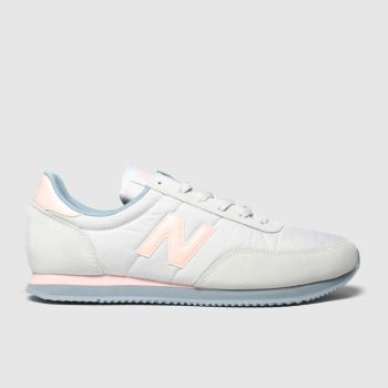New Balance Light Grey 720 Mens Trainers#
