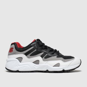 New Balance Black & Grey 850 c2namevalue::Mens Trainers