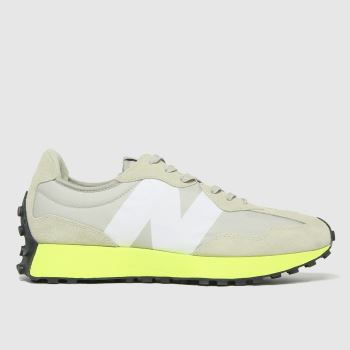 New balance Grey 327 Mens Trainers