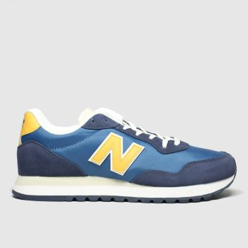 New balance Blue 527 Mens Trainers
