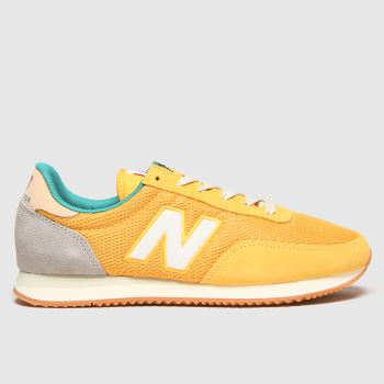 New balance Yellow 720 Mens Trainers#
