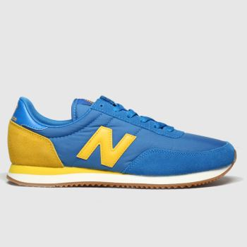 New Balance Blue 720 Mens Trainers