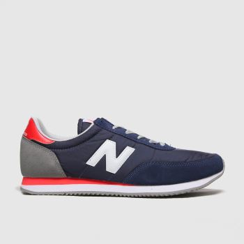 New balance Navy & White Ul720 Mens Trainers