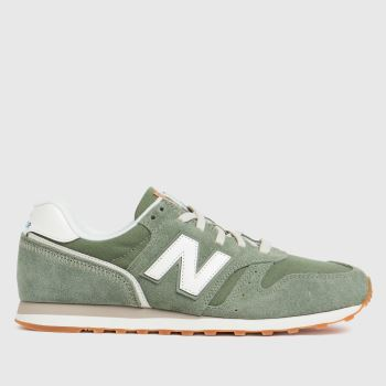New balance Khaki 373 Mens Trainers