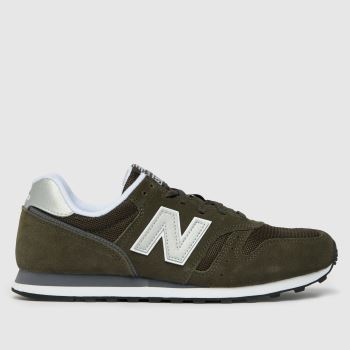 New balance Brown Nb 373 Mens Trainers