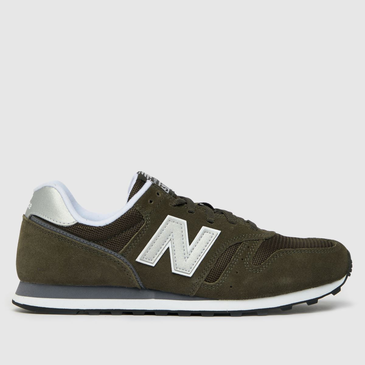 New Balance Brown Nb 373 Trainers
