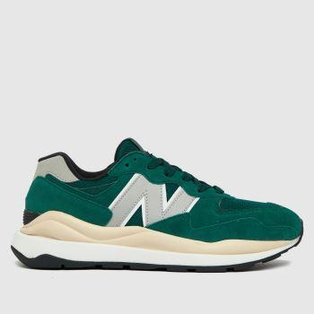 New balance Green 57/40 Mens Trainers