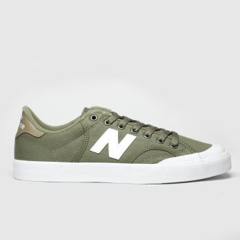 New Balance Khaki Procts V2 Mens Trainers#