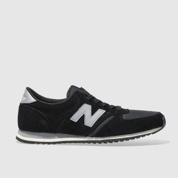 New Balance Black 420 Mens Trainers