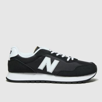 New balance Black 527 Mens Trainers#