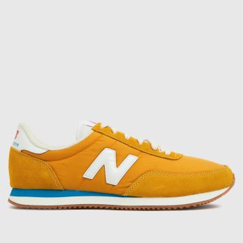 New balance Yellow 720 Mens Trainers