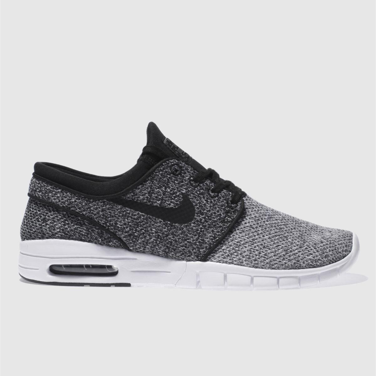 Nike Janoski Grey Black