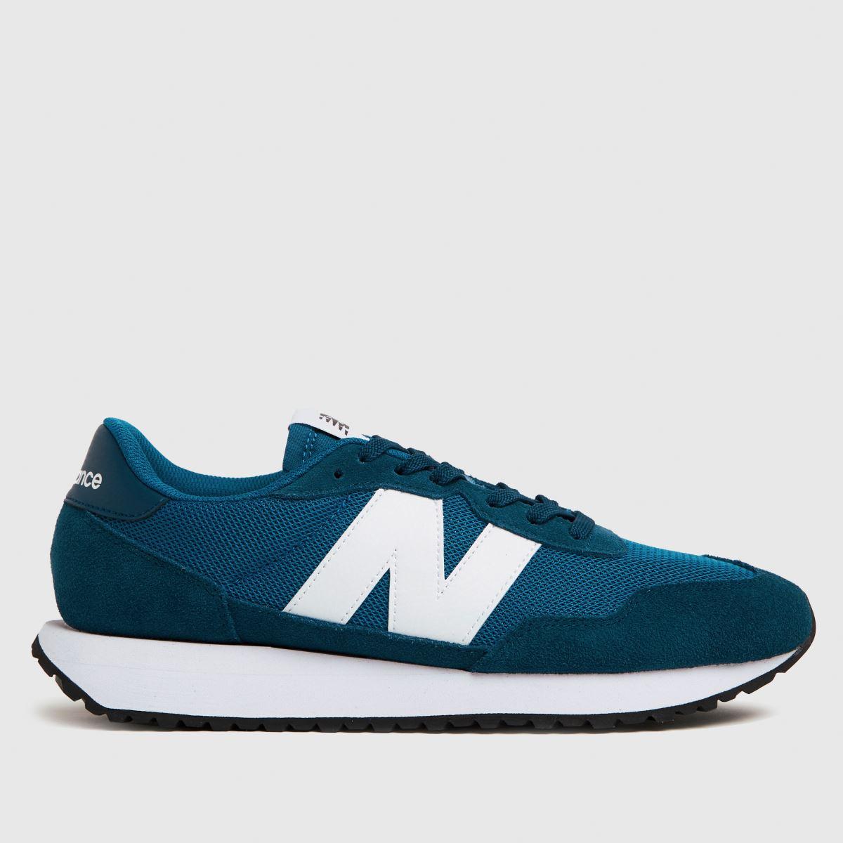 New Balance Blue 237 Trainers