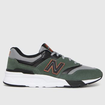 New balance Khaki Nb 997 Mens Trainers