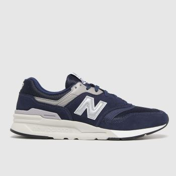 New balance Navy 997 Mens Trainers