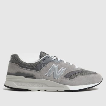 New balance Grey 997 Mens Trainers