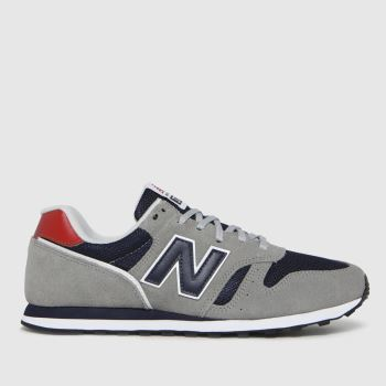 New balance Light Grey 373 Mens Trainers