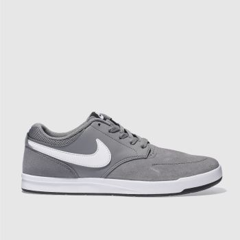 Nike Sb Grey Fokus Mens Trainers