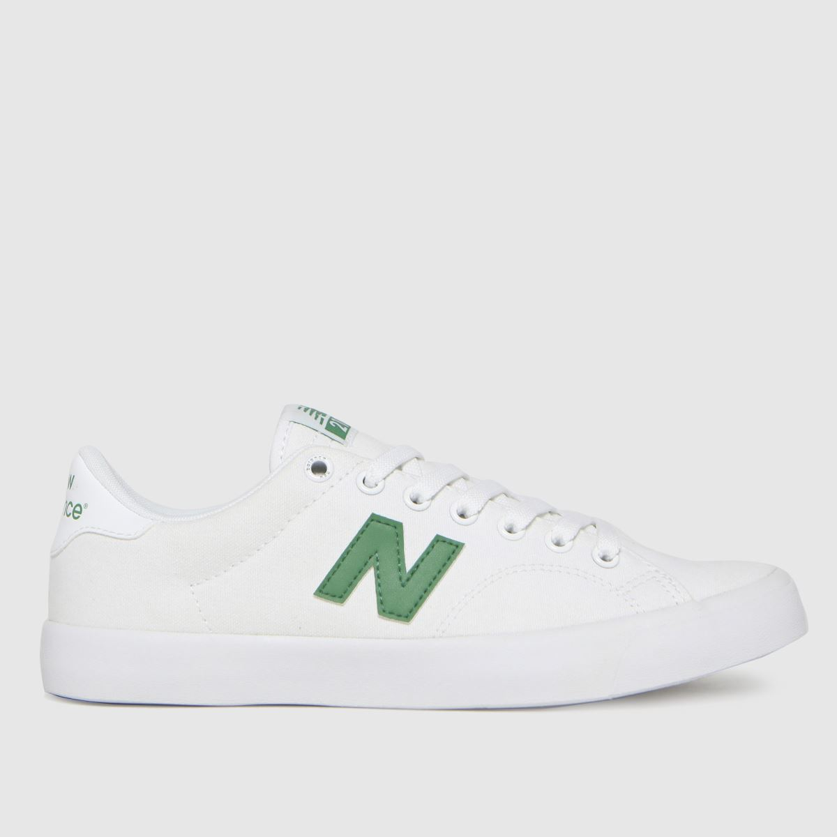 New Balance White All Coasts 210 Trainers