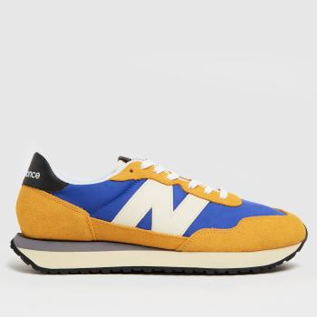 New balance Gold 237 Mens Trainers