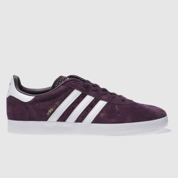 Adidas Purple 350 Mens Trainers