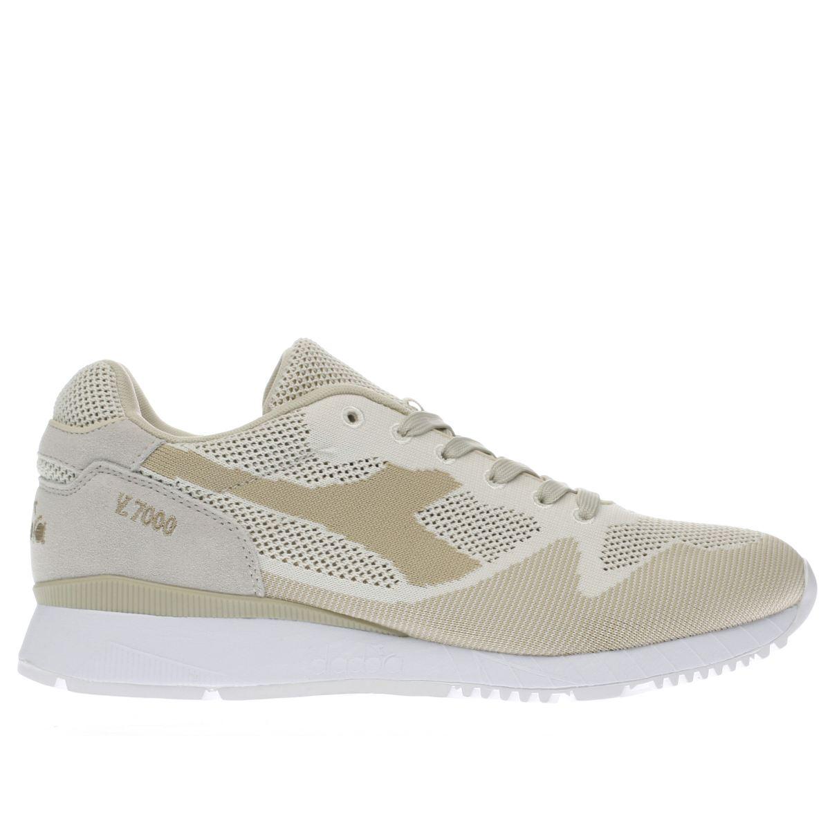 diadora beige v7000 weave trainers Review 73b5c8400bb