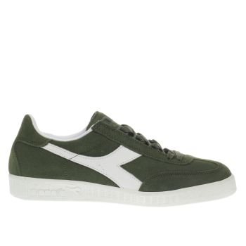 Diadora Khaki B-Original Mens Trainers