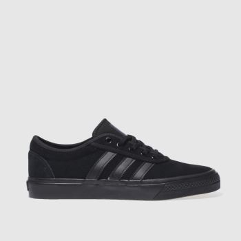 Adidas Skateboarding Black Adi-Ease Mens Trainers