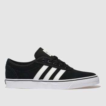 Adidas Skateboarding Black Adi-ease c2namevalue::Mens Trainers