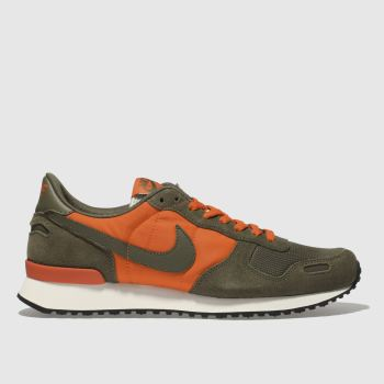 Nike Orange Air Vortex Mens Trainers