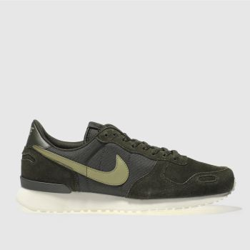 Nike Khaki AIR VORTEX Trainers