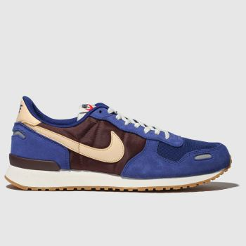 Nike Brown & Navy Air Vortex Mens Trainers