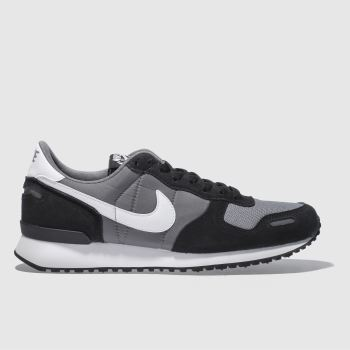 Nike Black & Grey AIR VORTEX Trainers