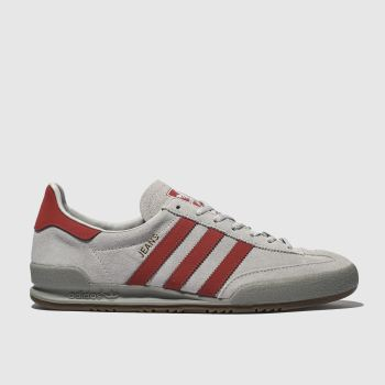 Adidas Grey JEANS Trainers