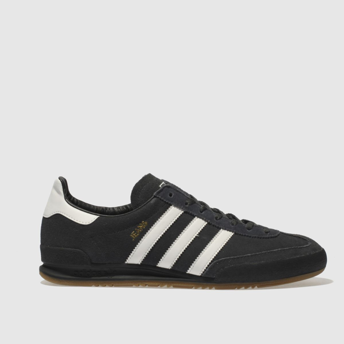 Adidas Dark Grey Jeans Trainers | UK 8 | Male