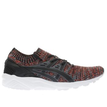 Asics Multi Gel-Kayano Knit Mens Trainers