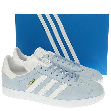 f54f5790cb6 discount code for adidas originals white light blue shoes gazelle a3401  8f109  buy adidas gazelle light blue fb9f8 aa757